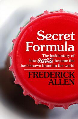 E-Book (epub) Secret Formula von Frederick Allen