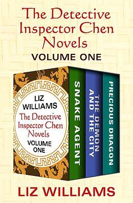 E-Book (epub) The Detective Inspector Chen Novels Volume One von Liz Williams