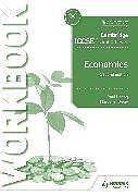 Kartonierter Einband Cambridge IGCSE and O Level Economics Workbook 2nd edition von Paul Hoang, Margaret Ducie