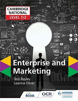 E-Book (epub) Cambridge National Level 1/2 Enterprise and Marketing von Tess Bayley, Leanna Oliver