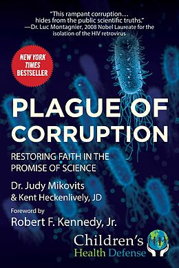 E-Book (epub) Plague of Corruption von Judy Mikovits, Kent Heckenlively