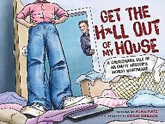 Fester Einband Get the H*ll Out of My House von Alan Katz