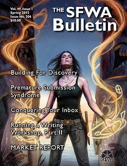 E-Book (epub) The SFWA Bulletin, Issue 206 von John Klima
