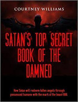 E-Book (epub) Satan top secret book of the damned von Courtney Williams