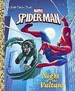 Fester Einband Night of the Vulture! (Marvel: Spider-Man) von Frank Berrios, Francesco Legramandi, Silvano Scolari