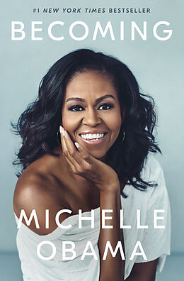 Fester Einband Becoming von Michelle Obama