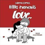 Kalender Catana Comics: Little Moments of Love 2022 Wall Calendar von Catana Chetwynd