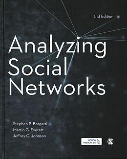 Fester Einband Analyzing Social Networks von Stephen P. Borgatti, Martin G. Everett, Jeffrey C. Johnson