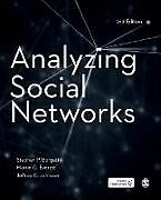 Kartonierter Einband Analyzing Social Networks von Stephen P. Borgatti, Martin G. Everett, Jeffrey C. Johnson