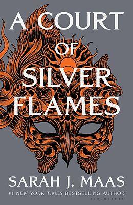 Kartonierter Einband A Court of Silver Flames von Sarah J. Maas