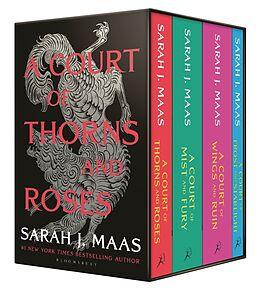 Kartonierter Einband A Court of Thorns and Roses Box Set von Sarah J. Maas