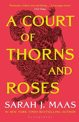 E-Book (pdf) A Court of Thorns and Roses von Sarah J. Maas