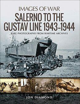 E-Book (epub) Salerno to the Gustav Line, 1943-1944 von Jon Diamond