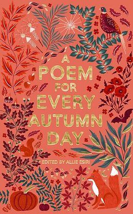 Kartonierter Einband A Poem for Every Autumn Day von Allie Esiri