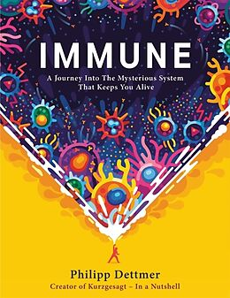 Livre Relié Immune de Philipp Dettmer