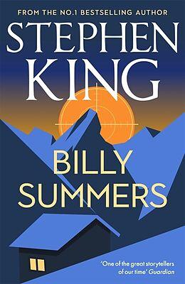 Fester Einband Billy Summers von Stephen King