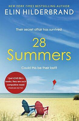 Kartonierter Einband 28 Summers von Elin Hilderbrand