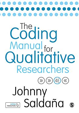 E-Book (pdf) The Coding Manual for Qualitative Researchers von Johnny Saldana