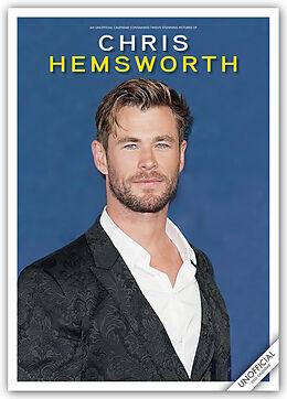 Kalender Chris Hemsworth 2022 - A3-Posterkalender von Red Star Publishing/Carousel