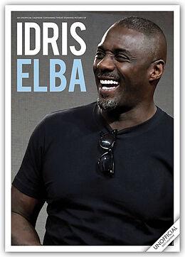 Kalender Idris Elba 2022 - A3-Posterkalender von Red Star Publishing/Carousel