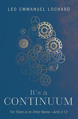 E-Book (epub) It's a Continuum von Leo Emmanuel Lochard