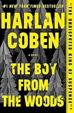 Kartonierter Einband The Boy from the Woods von Harlan Coben