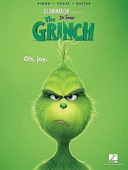 Danny Elfman Notenblätter Dr. Seuss The Grinch (film 2018)