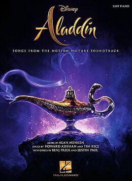 Alan Menken Notenblätter Aladdin (film 2019)