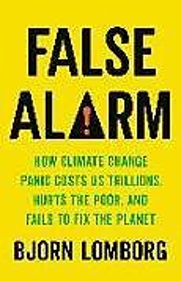 Fester Einband False Alarm von Bjorn Lomborg
