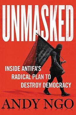 Fester Einband Unmasked von Andy Ngo