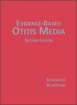Fester Einband EVIDENCE BASED OTITIS MEDIA von ROSENFELD