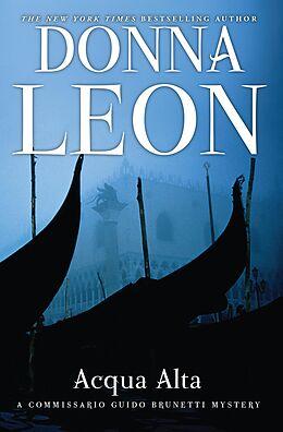 E-Book (epub) Acqua Alta von Donna Leon, Alicia Castro