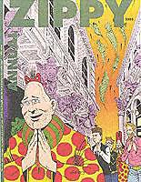 Kartonierter Einband Zippy Annual 2003 von Bill Griffith