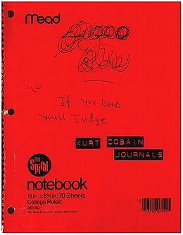 Broschiert Journals von Kurt Cobain