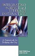 Fester Einband Integrating Science and Literacy Instruction von Gene Freeman, Vickie Taylor