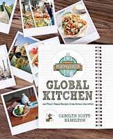 Kartonierter Einband The Healthy Voyager's Global Kitchen von Carolyn Scott-Hamilton