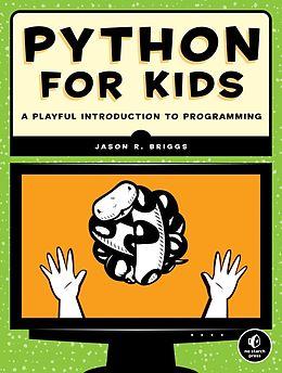 eBook (epub) Python for Kids de Jason Briggs