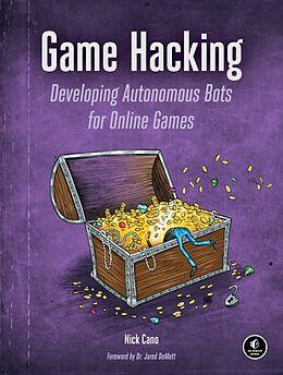 Kartonierter Einband Game Hacking von Nick Cano