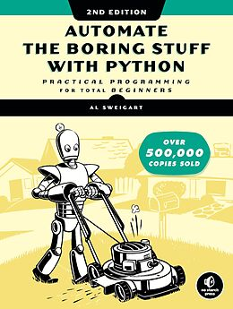 eBook (epub) Automate the Boring Stuff with Python, 2nd Edition de Al Sweigart