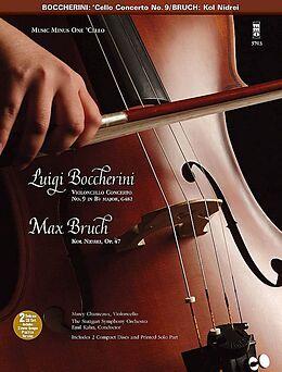 Luigi Boccherini, Max Bruch Notenblätter Music minus one Cello