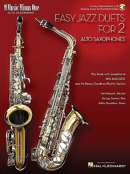 Notenblätter Easy Jazz Duets
