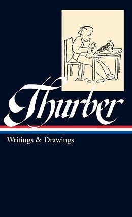 E-Book (epub) James Thurber: Writings & Drawings (LOA #90) von James Thurber
