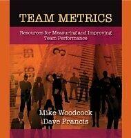 E-Book (pdf) Team Metrics von Mike Woodcock & Dave Francis