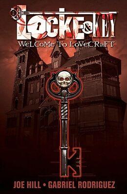 Kartonierter Einband Locke & Key, Vol. 1: Welcome to Lovecraft von Joe Hill, Gabriel Rodriguez, Robert Crais