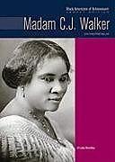 Fester Einband Madam C.J. Walker von A Lelia Perry Bundles