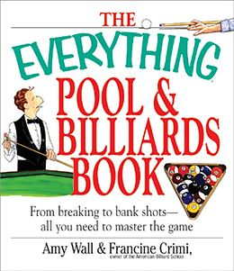 E-Book (epub) The Everything Pool & Billiards Book von Amy Wall