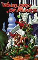 Kartonierter Einband Warlord of Mars Volume 4 von Arvid Nelson