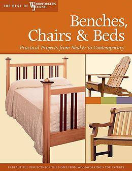 E-Book (epub) Benches, Chairs and Beds von Chris Marshall, Stephen Shepherd, Lili Jackson