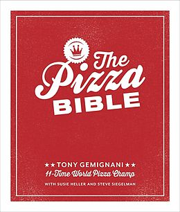 E-Book (epub) The Pizza Bible von Tony Gemignani