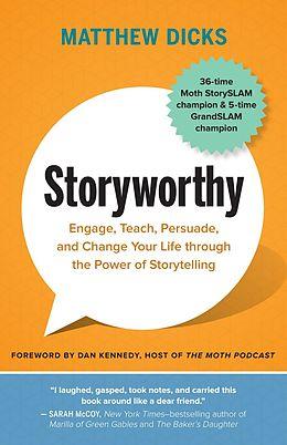E-Book (epub) Storyworthy von Matthew Dicks